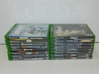 Microsoft XBOX ONE Games Complete Fun You Pick & Choose Video Games Lot