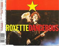 ROXETTE - dangerous CD SINGLE 4TR West Germany 1990 (EMI)