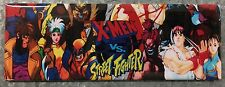 X-Men Vs Street Fighter Arcade Game Marquee Fridge Magnet