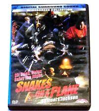 Snakes on a Plane Dvd Samuel L Jackson