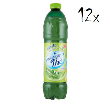 12x San benedetto Eistee The' Verde Aloe Vera PET 1,5L  grüner Tee tea
