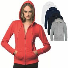 B&C Damen  Kapuzenpullover Sweatjacke Sweatshirt Shirt Pullover Hoodie Jacke
