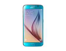 5.1'' Samsung Galaxy S6 G920F 32GB 16MP 3G 4G LTE Unlocked Smart Phone-Sky Blue