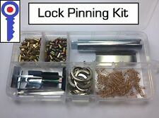 Locksport Tools Pinning KIT PER re-pinning CILINDRI BLOCCA pratica