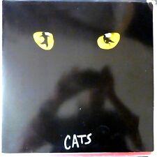 ANDREW LLOYD WEBBER 2XLP CATS 1981 GERMANY VG++/EX OIS