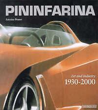 Pininfarina: The 70th Anniversary Book by Antoine Prunet (Hardback, 2000)