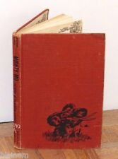 """1961 1st Ed Illustrated """"Mighty Mo:The Story of an African Elephant"""" Arundel"""