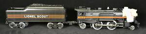 Lionel LionChief Remote Control 246X Scout Locomotive and Tender