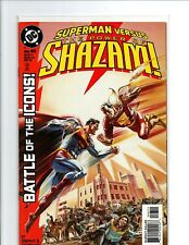 The Power of Shazam #46 - Captain Marvel vs Superman - Near Mint