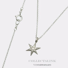 Authentic Dogeared SS It's Personal Sister Wishing Star Necklace V1SS200404401