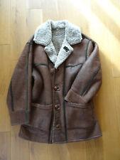 CHRIST Herren Lederjacke  Lammfelljacke Jacket Gr. 56