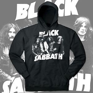 Black Sabbath Bloody Sabbath Ozzy Tony Geezer Unisex Pullover Hoodie Sweater