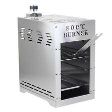 800°C Grill Oberhitzegrill Hochtemperatur Grill Gasgrill mit Zubehör Beef Maker