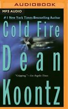 Cold Fire by Dean Koontz (2016, MP3 CD, Unabridged)