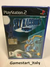 SLY RACCOON - SONY PS2 PLAYSTATION 2 - NUOVO SIGILLATO NEW SEALED PAL - RARO