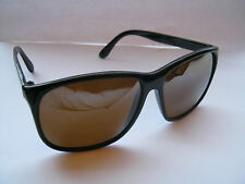 New Unisex Sunglasses with Black Frames & Reflective Lens 125