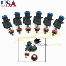 6X Fuel Injector 0280158233 For Chrysler Dodge Avenger Jeep Grand Cherokee 3.6L