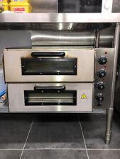Infernus Twin Deck Pizza Oven