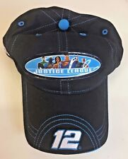2003 Ryan Newman Blue Black White Nascar Penske Alltel Racing 12 Justice League