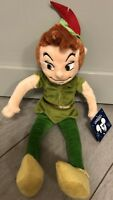 Peluche / Plush PETER PAN Disneyland Paris
