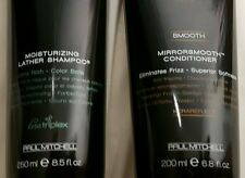 Paul Mitchell - Awapuhi Wild Ginger Mirrorsmooth Conditioner 6.8fl.& Shampoo 8.5