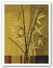 Bamboo Impressions II Fernando Leal Art Print 24x32