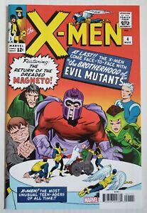 X-men #4 NM 1st App Brotherhood of Evil Mutants Quicksilver, & Scarlet Witch Key