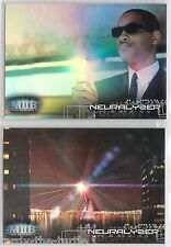 Men In Black 2 Trading Card Subset Neuralyzer N1-2  Will Smith  Tommy Lee Jones