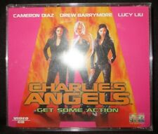 CHARLIE'S ANGELS GET SOME ACTION (CD VIDEO, 2000)