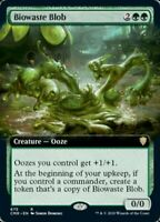 Magic the Gathering (mtg): CMR: Biowaste Blob (Extended Art) - Rare