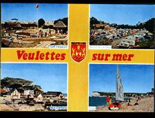 VEULETTES-sur-MER (76) MINI GOLF , CAMPING , JEUX pour ENFANTS & HOTEL vers 1970