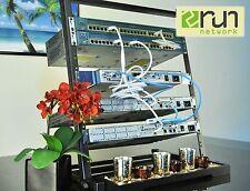 Cisco Premium CCENT CCNA CCNP R&S SECURITY Home Lab KIT 12U Rack Included