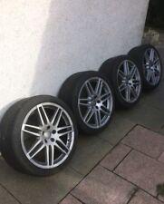 4 Audi felgen 19 zoll s line orginal