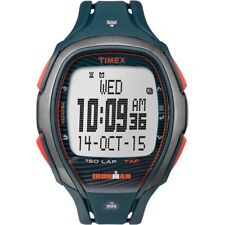 Timex Ironman Men's Chronograph Sleek 150 Lap Training Running Watch TW5M09700