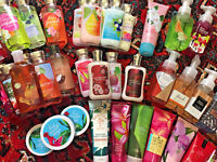 Bath and Body Works Hand and Body Care - New and Retired Scents, Mix and Match!