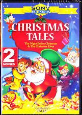 The Night Before Christmas / The Christmas Elves - 2 Movie DVD Santa