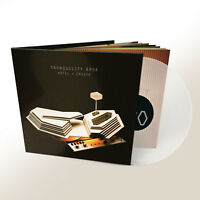 Arctic Monkeys - Tranquility Base Hotel + Casino (LTD 1LP CLEAR Vinyl, Gatefold)