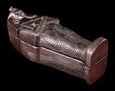 ASTUCCIO - egiziano FARAONI Sarkophag - Fantasy Cassetta porta gioielli Egitto