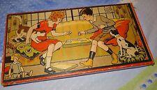 Ancien jeu domino aux animaux F.N. PARIS