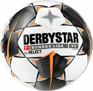 Derbystar Fußball Bundesliga Hyper TT IMS Trainingsball Gr 5