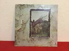 Led Zeppelin~IV~ORIG 1st press 1971 ATLANTIC SD-7208 LP Porky/Monarch