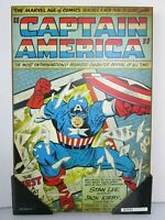Marvel Comics Captain America New Wooden wall art 20 x 13