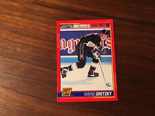 1991-92 Score Hot Card Wayne Gretzky #2                      MINT