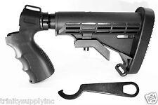 Mossberg 500 Tactical Shotgun Stock 535 590 835 Maverick 88 12 Gauge Black.