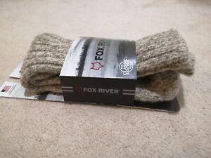 Fox River Norsk Heavyweight Wool Boot Socks
