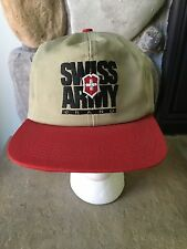 82a8a16ef Swiss Army Baseball Cap Hats for Men for sale | eBay