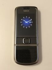 Nokia 8800 Carbon Arte MADE IN KOREA ohne Simlock