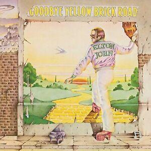 ELTON JOHN : GOODBYE YELLOW BRICK ROAD -  NEW CD  7