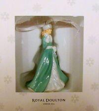 Royal Doulton silver bells Christmas ornament