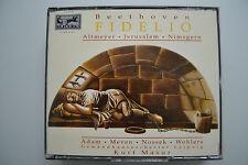 Beethoven: Fidelio, Altmeyer - Masur, Adam, Meven, Nossek, Wohlers - 2 CD